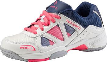 TECNOPRO Court V JR gyerek teniszcipő fehér
