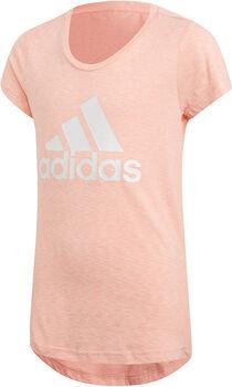 adidas YG ID WINNER T rózsaszín
