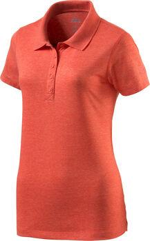McKINLEY Active Pellew női galléros póló Nők narancssárga