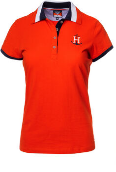 Heavy Tools Dazli női galléros póló Nők narancssárga