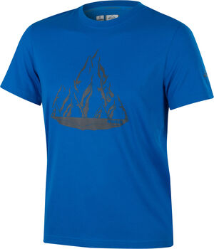 McKINLEY Active Malena férfi póló Férfiak kék
