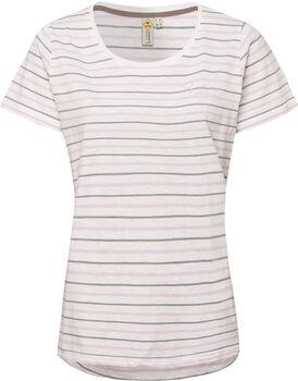 Roadsign Striped Summer női póló Nők lila
