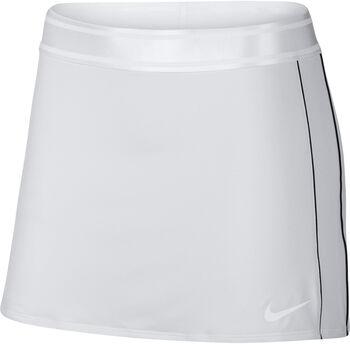 Nike Court Dri-FIT Tennis Skirt Nők fehér