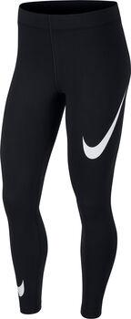Nike Leg-A-See Leggings Nők fekete