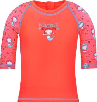 FIREFLY Alexis gyerek UV szűrős póló rózsaszín