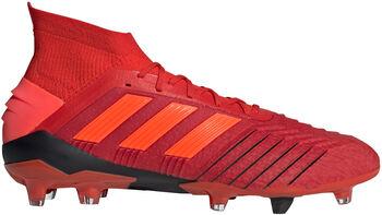 ADIDAS Predator 19.1 FG felnőtt focicipő Férfiak piros