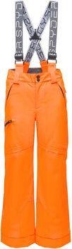 Spyder Propulsion Pant gyerek sínadrág narancssárga