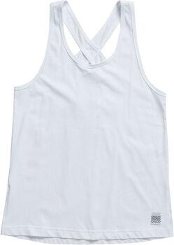 Superdry Cotton Tank női top Nők fehér