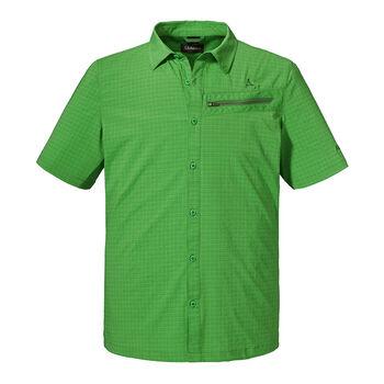 Schöffel Shirt Colmar2 UV Férfiak zöld