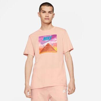 Nike  M NSW TEE FESTIVALférfi póló Férfiak narancssárga