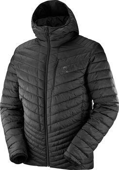 Salomon Drifter Loft Hoody férfi kabát Férfiak fekete