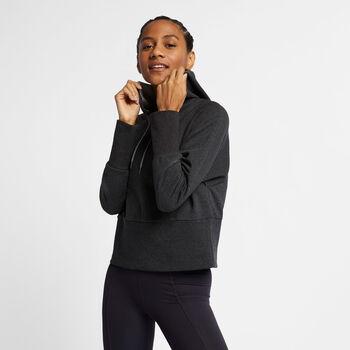 Nike   Studio Po Hoodie Nők fekete