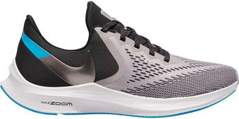 Nike Zoom Winflo 6 férfi futócipő Férfiak szürke