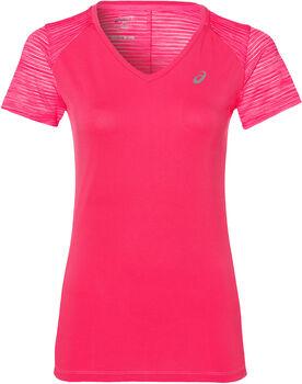 Asics Fuze X SS Top női futópóló Nők rózsaszín