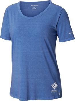 Columbia CSC W Pigment női póló Nők kék