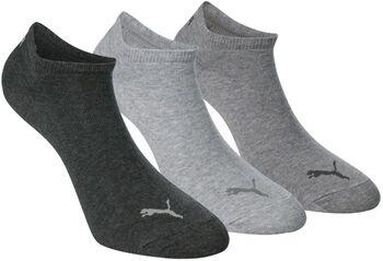 Puma Sneaker Invisible titok zokni (3 pár/csomag) Férfiak fekete