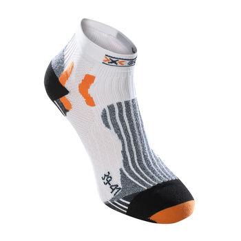 X-Socks Speed Two férfi futózokni Férfiak fehér