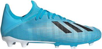 ADIDAS X 19.3 FG felnőtt stoplis focicipő Férfiak kék