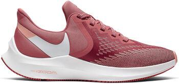 Nike Air Zoom Winflo 6 női futócipő Nők piros