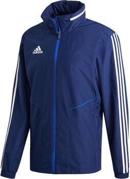 adidas TIRO19 AW JKT Férfiak kék