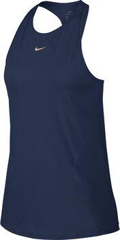 Nike Pro Mesh Tank kék