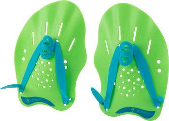 TECNOpro Swim Paddle zöld
