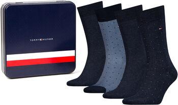 Tommy Jeans Tommy Hilfiger M.Mixed Dots Férfiak kék