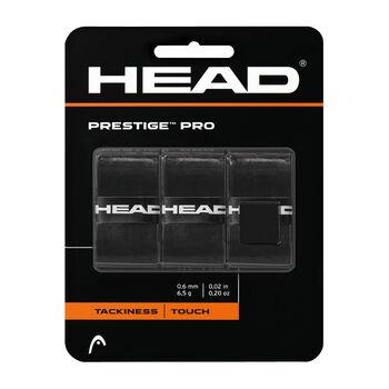 Head Prestige Pro Overgrip fedőgrip fekete