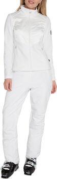 McKINLEY Safine Delinda női cipzáras polár felső Nők fehér