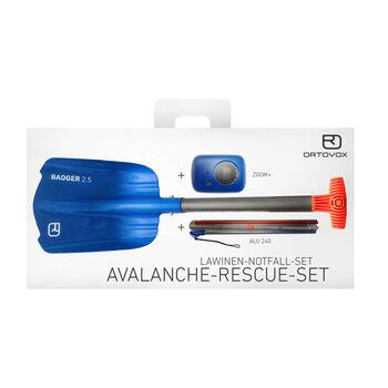 ORTOVOX Zoom lavina mentő szett kék