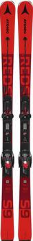 ATOMIC  Redster S9 AFIalpin síléc piros