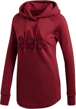 ADIDAS W SID OH Hoodie női kapucnis felső Nők piros
