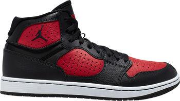 NIKE Szabadi.cipő JORDAN Férfiak fekete