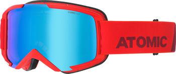 ATOMIC Savor M Stereo síszemüveg piros