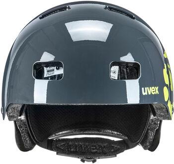 Uvex Kid III gyerek kerékpáros sisak szürke