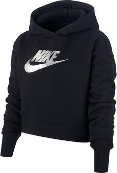 Nike G Nsw FF Crop lány felső