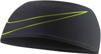 Nike Dri-FIT Swoosh fejpánt fekete