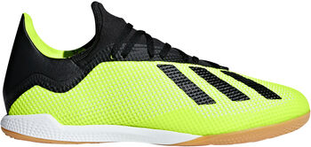 ADIDAS X TANGO 18.3 IN felnőtt teremfocicipő Férfiak sárga