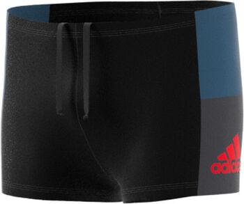 adidas INF CB Boxer B fiú száras fürdőnadrág fekete