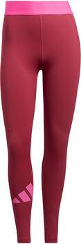 adidas Techfit Life Mid-Rise női leggins Nők piros