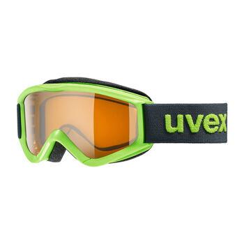 Uvex Speedy Pro gyerek síszemüveg zöld