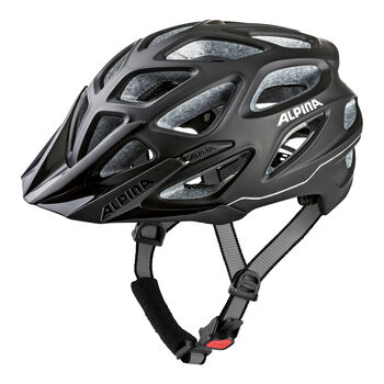 ALPINA Mythos 3.0 LE kerékpáros sisak fekete