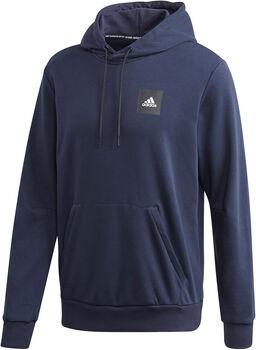 adidas MHE PO GFX Férfiak kék