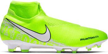 Nike PhantomVSN Elite Dynamic Fit FG felnőtt stoplis focicipő Férfiak sárga