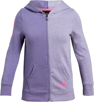 UNDER ARMOUR Rival Full Zip lila