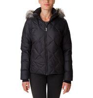 Icy HeightsII Down női kapucnis kabát
