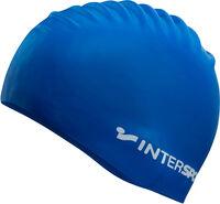 úszósapka Intersport felirattal