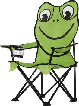 McKINLEY Camp Chair Kids gyerek összecsukható szék sárga