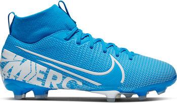 Nike Superfly 7 Academy FG/MG Jr. gyerek stoplis focicipő kék