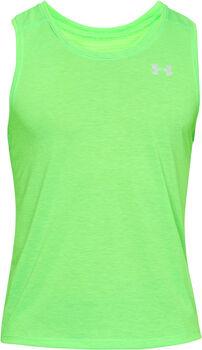 UNDER ARMOUR Ffi.-T-shirt Férfiak zöld